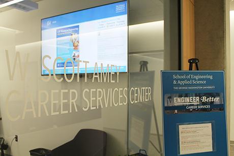 W. Scott Amey Career Services Center