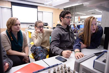 Combined bachelor's and master's engineering programs