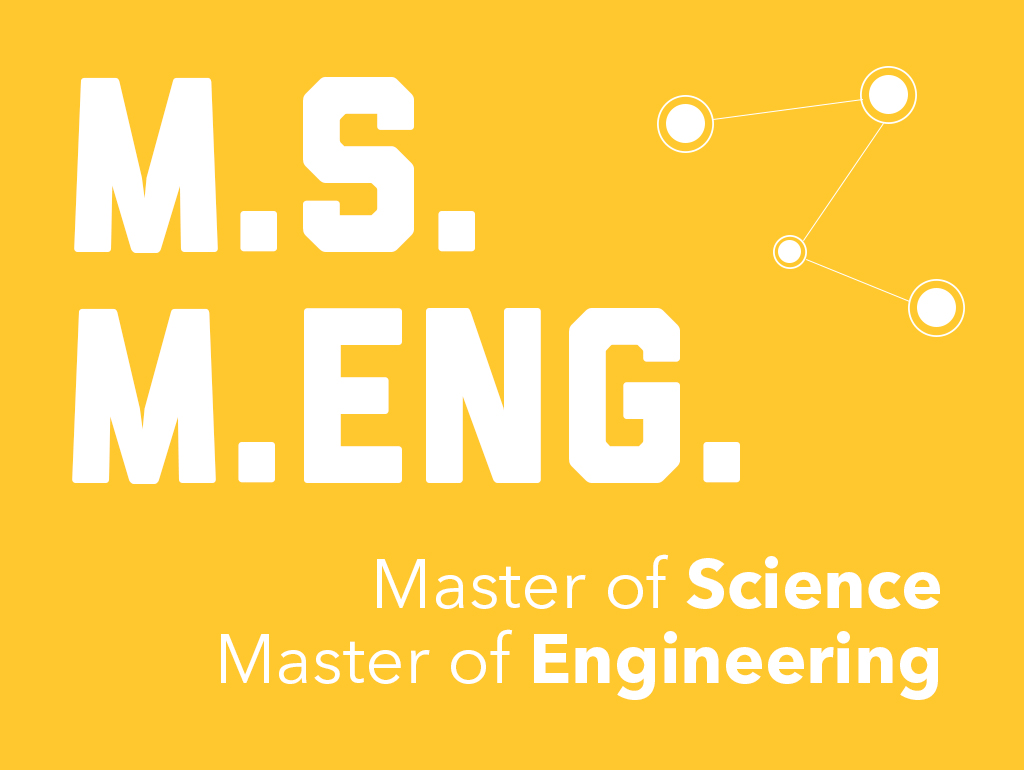 M.S. or M.Eng.