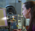 Graduate student research in mechanical and aerospace engineering at GWU