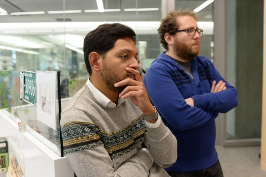 Systems engineering doctoral students